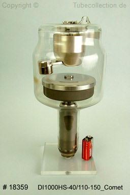 comet x ray tube manual