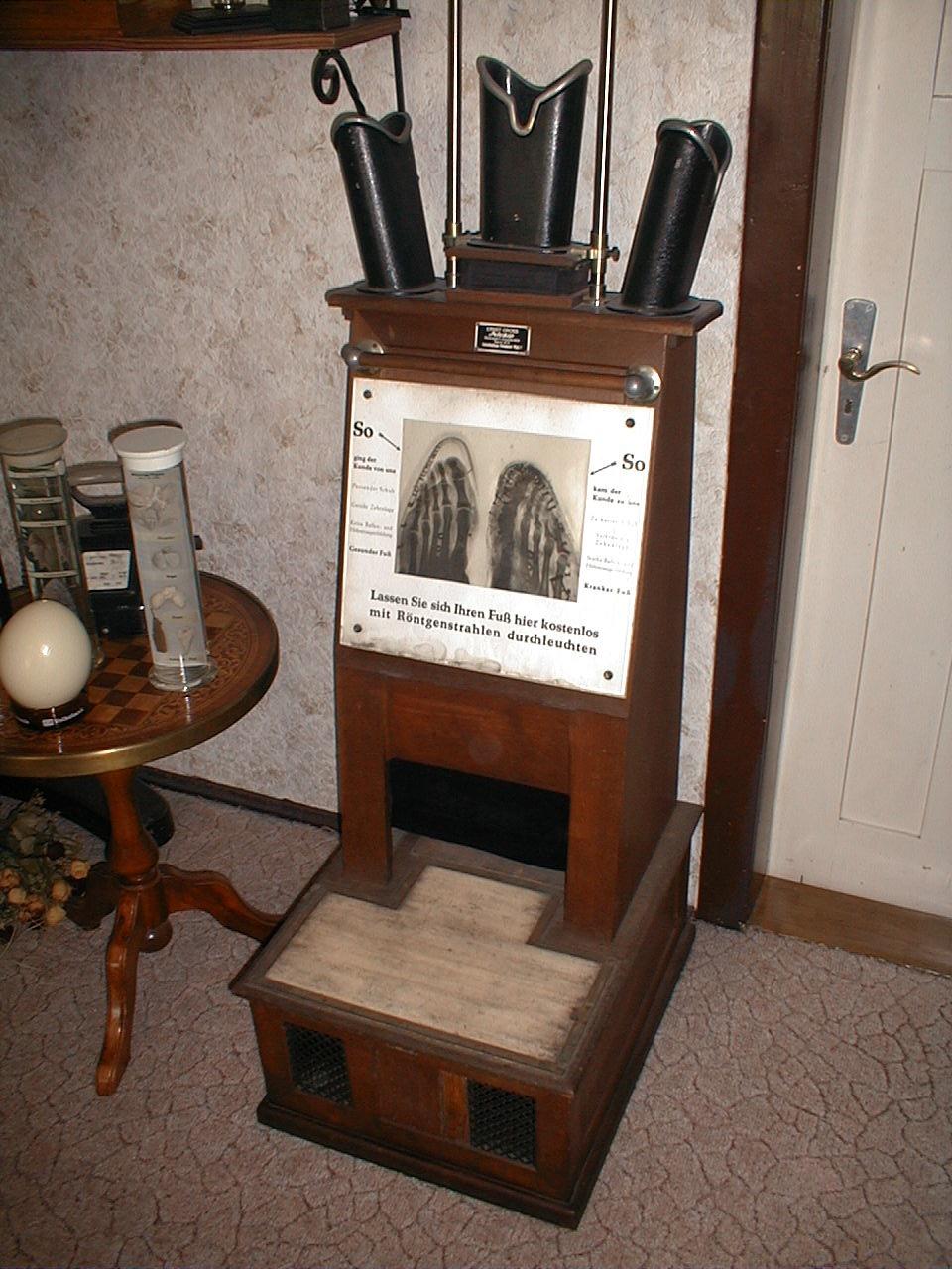 Флуороскоп